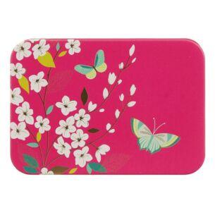 Sara Miller Butterfly Pocket Tin