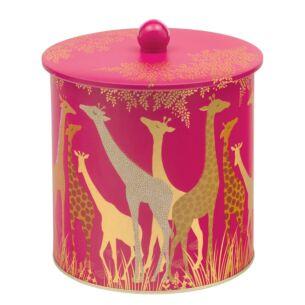 Giraffe Biscuit Barrel