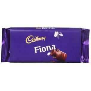 Cadbury 'Fiona' 110g Dairy Milk Chocolate Bar
