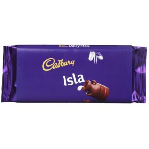 'Isla' 110g Dairy Milk Chocolate Bar