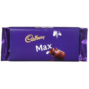 'Max' 110g Dairy Milk Chocolate Bar