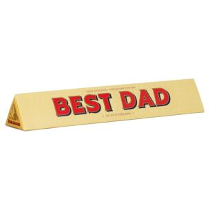 'Best Dad' 100g Chocolate Bar