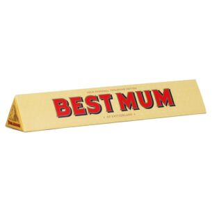 Toblerone 'Best Mum' 100g Chocolate Bar