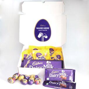 Dairy Milk Mini Egg & Cream Egg Easter Hamper