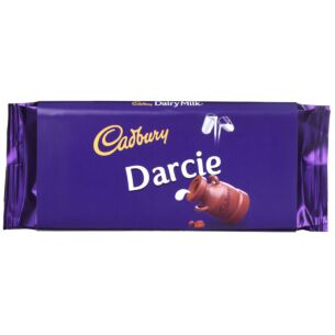 'Darcie' 110g Dairy Milk Chocolate Bar