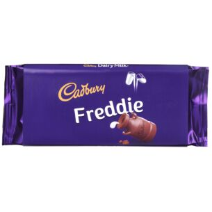 'Freddie' 110g Dairy Milk Chocolate Bar