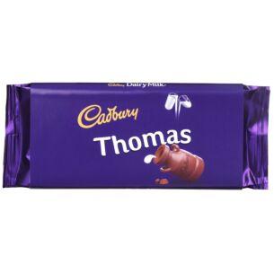 'Thomas' 110g Dairy Milk Chocolate Bar