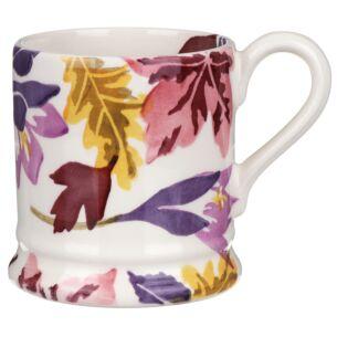 Autumn Crocus Half Pint Mug