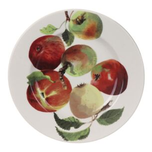 Apples 8 1/2 Inch Plate