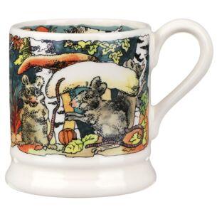 Autumn Scene Half Pint Mug
