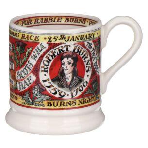 Events Burns Night Half Pint Mug