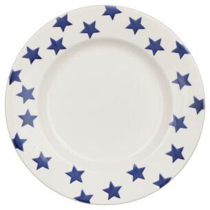 Blue Star 10½ Inch Plate