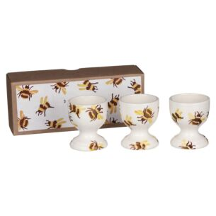 Insects Bumblebee Set of 3 Boxed Egg Cups