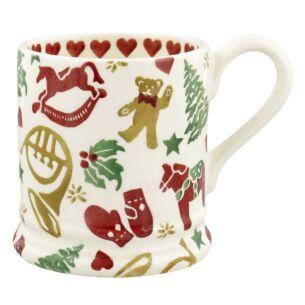Christmas Celebration Half Pint Mug