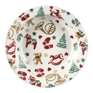 Christmas Celebration Baby Bowl