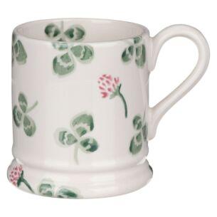 Clover Flower Half Pint Mug