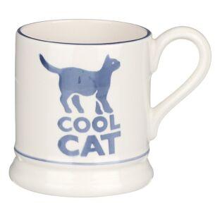 Cool Cat Half Pint Mug
