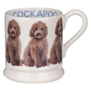 Dogs Cockapoo Half Pint Mug
