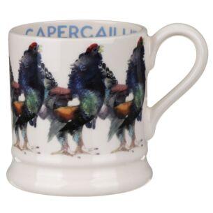 Capercaillie Half Pint Mug