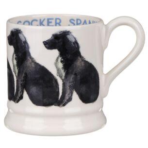 Cocker Spaniel Half Pint Mug