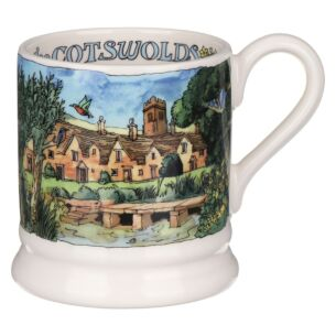 Landscape Of Dreams Cotswolds Half Pint Mug
