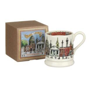 London Half Pint Boxed Mug