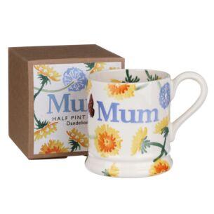 Dandelion Mum Half Pint Mug