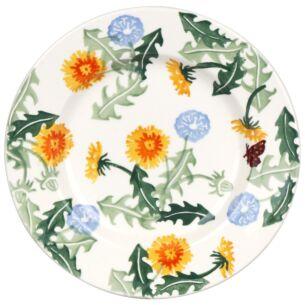 Dandelion 8 1/2 Inch Plate