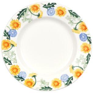 Dandelion 10 1/2 Inch Plate