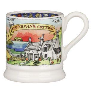 Dream Homes Fisherman's Cottage Half Pint Mug