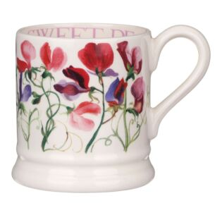 Sweet Pea Multi Half Pint Mug