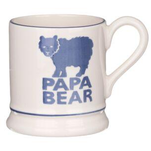 Papa Bear Half Pint Mug
