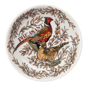 Game Birds Pheasant Medium Pasta Bowl