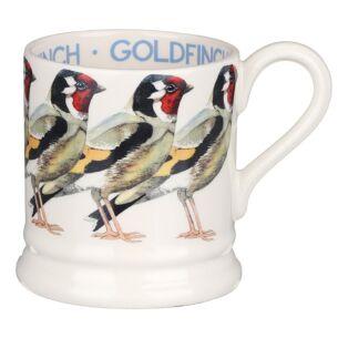 Goldfinch Half Pint Mug