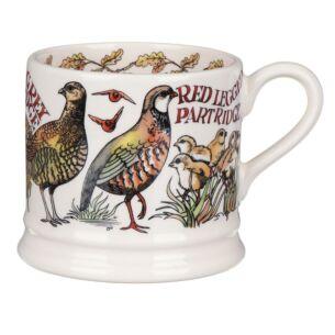 Game Birds Small Mug