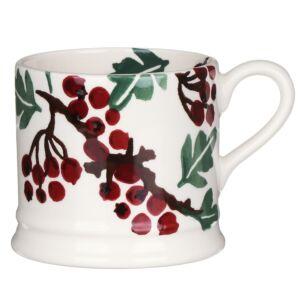 Hawthorn Berries Small Mug