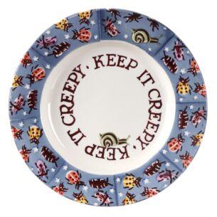Keep It Creepy 8 1/2 Inch Plate