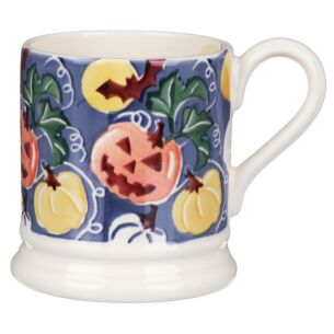 Midnight Pumpkins Half Pint Mug