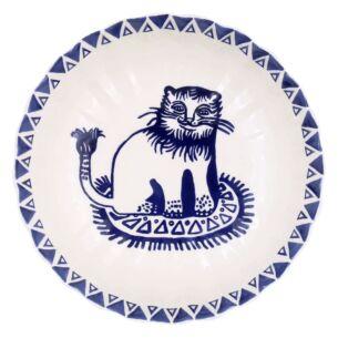 Emma Bridgewater Lion Large Fluted Bowl