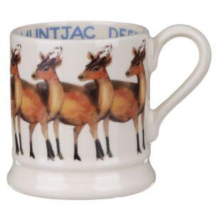 Muntjac Deer Half Pint Mug