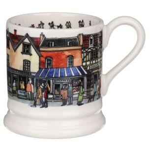 Market Town Half Pint Mug