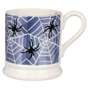 Midnight Spiders Half Pint Mug
