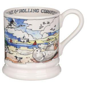Landscape Of Dreams Norfolk Coast Half Pint Mug