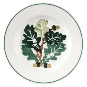 Oak 6 1/2 Inch Plate
