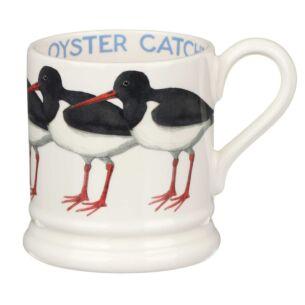 Emma Bridgewater Oyster Catcher Half Pint Mug
