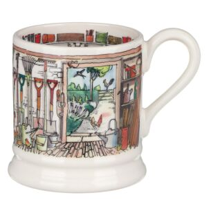 Potting Shed Half Pint Mug