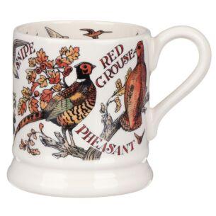 Game Birds Red Grouse Half Pint Mug
