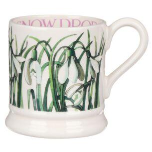 Snowdrops Half Pint Mug