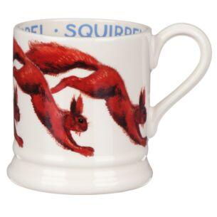 Squirrel Half Pint Mug