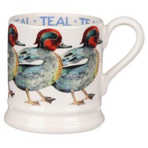 Teal Half Pint Mug